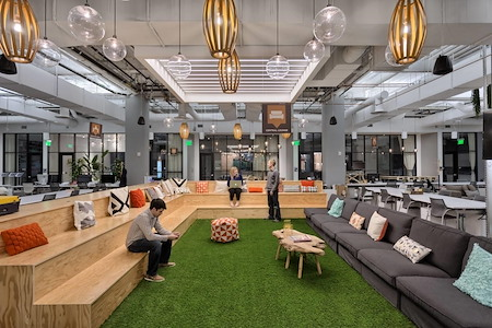 Bespoke Coworking - Shared Desks