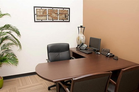 NorthPoint Executive Suites Alpharetta - Office #182