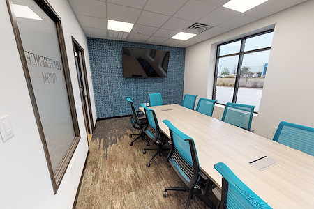 Innovation WorkSpaces - Great Trails Conference Room