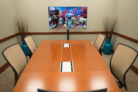 Symphony Workplaces -Westport CT - The Presentation Room
