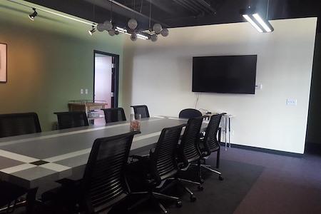 Bentonville Merchant District - The Artsy Merchant Meeting Room