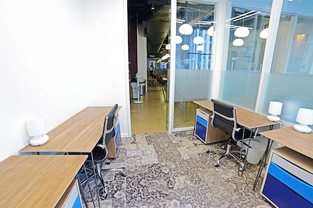 Primary - Financial District - 4-Person Private Office