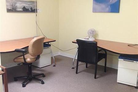 The WorkShop-Davis - Table Space