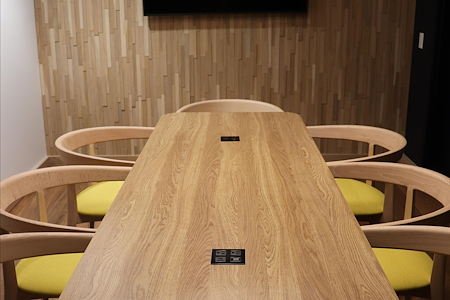 Capital One Café - Union Square - Meeting Room 1