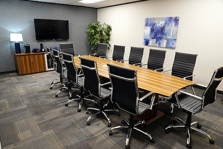 Executive Workspace @ Palisades Central 1 - Large Conference Room