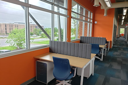 Brix Coworking Monona - Dedicated Desks