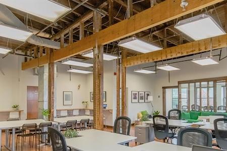 Fields Corner Business Lab - Dedicated Desk