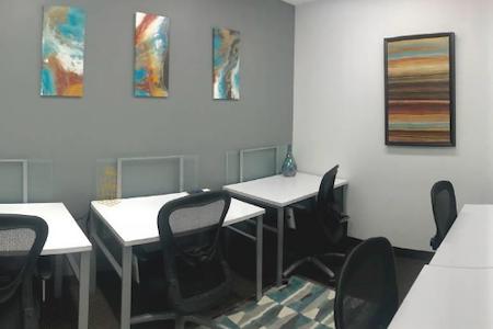Regus | Mid-Market - Interior Suite # 2083