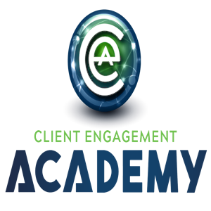 Logo of Client Engagement Academy