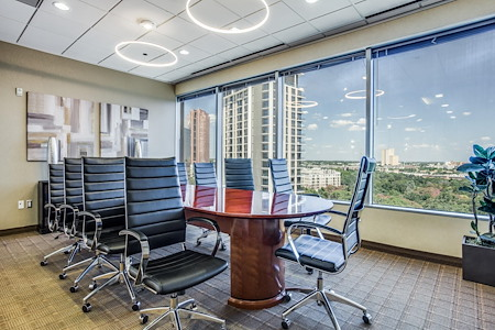 WORKSUITES | Uptown McKinney Ave - Boardroom