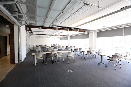 Roam Buckhead - Meeting Space for 56 (Garage)