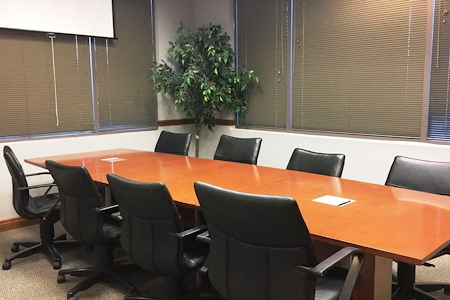 Blue Sun Office Suites - Conference Room