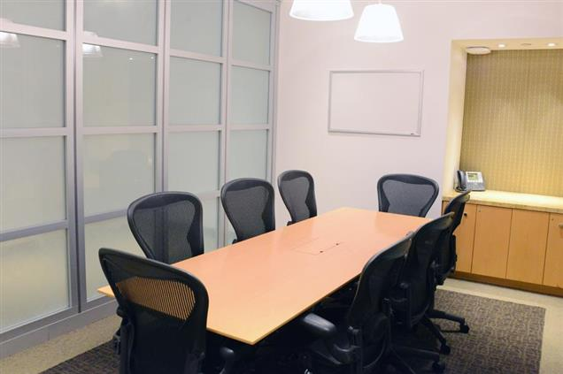Rockefeller Group Business Centers NYC - 48 Wall Street - Conference Room A