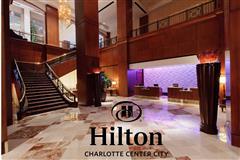 Host at Hilton Charlotte Center City