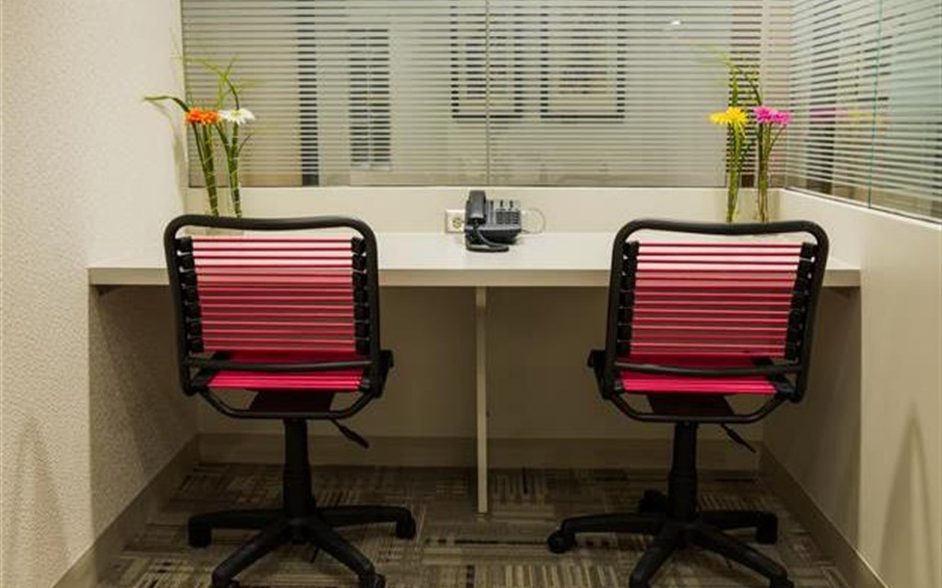 Source Office Suites Tysons Corner - The Booth