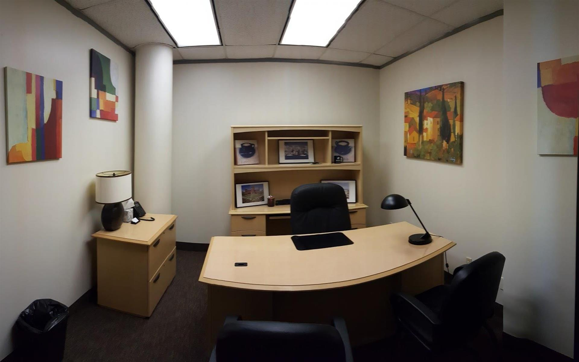 Executive Workspace @ Parkway Commons - Bishop Office