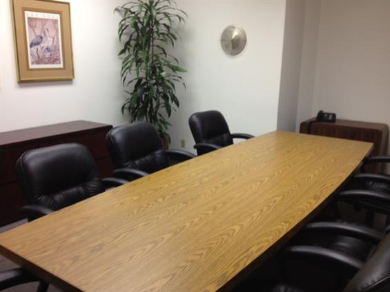Executive Business Center - Boardroom