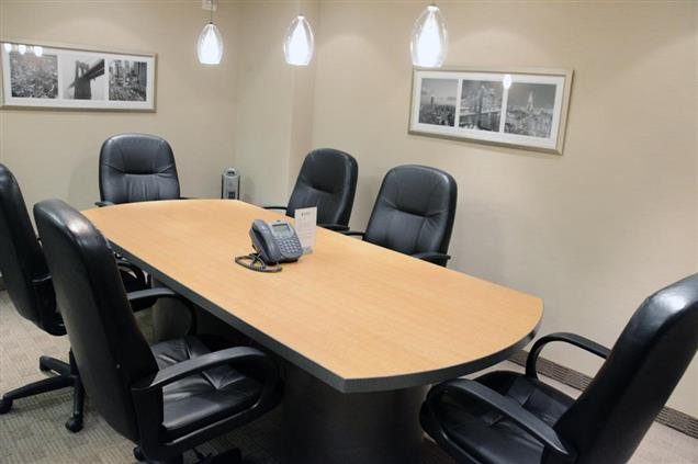 Virgo Business Centers Grand Central - Midtown - Conference Room B