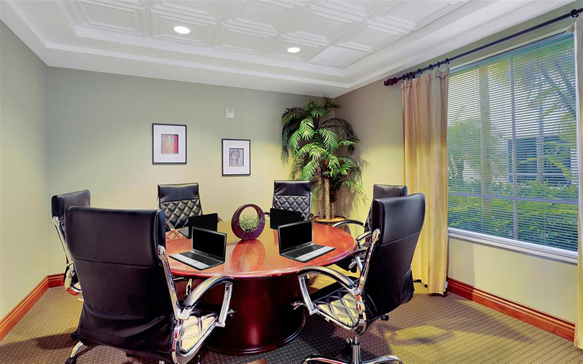 Premier executive center naples small conference room 1st floor seats 6