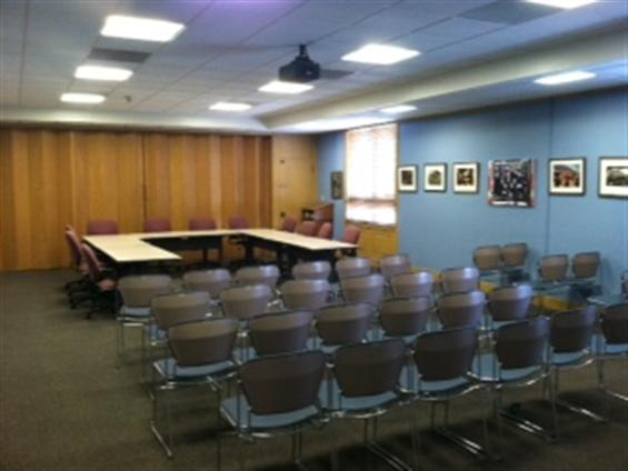 Santa Cruz Public Library, Downtown - Meeting Room