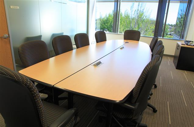 Pacific Workplaces - San Mateo - Atrium Conf Room