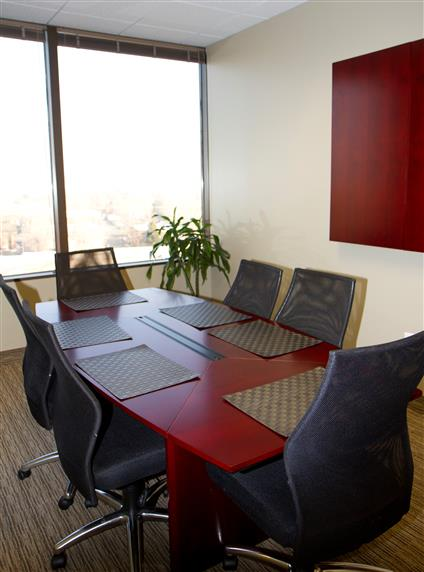 Avanti Workspace - Woodland Towers - Exterior Conference Room