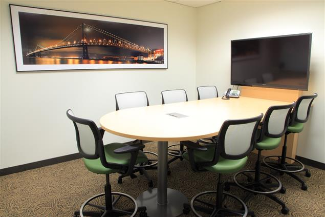 Pacific Workplaces - San Francisco - Lance MediaScape Rm
