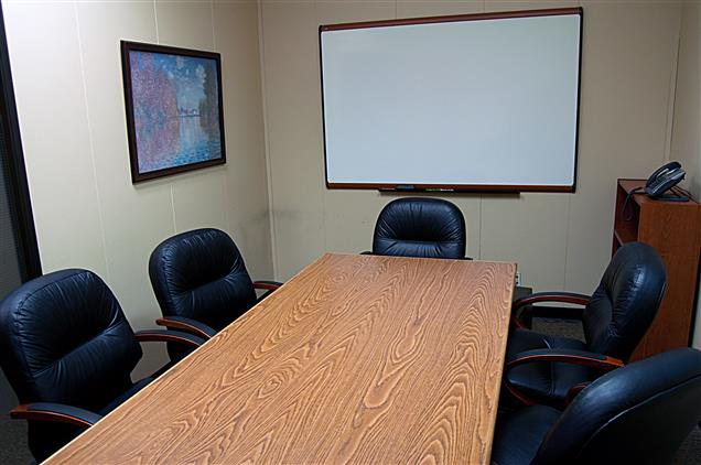 Pacific Workplaces - Sunnyvale - Startup Conference Room 46