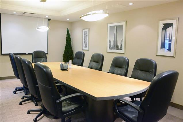 Virgo Business Centers Grand Central - Midtown - Conference Room C