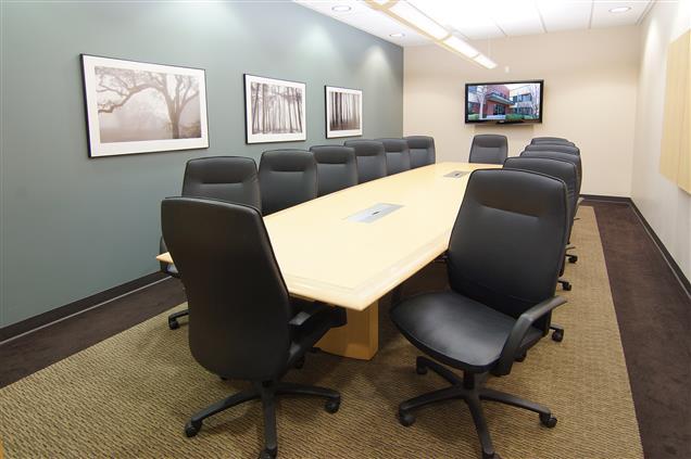 Pacific Workplaces - Greenhaven - River Boardroom