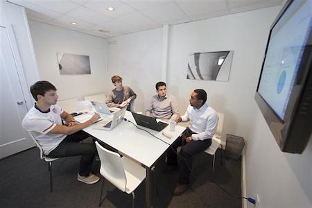 Oficio - 30 Newbury - Conference Room (Duxbury)