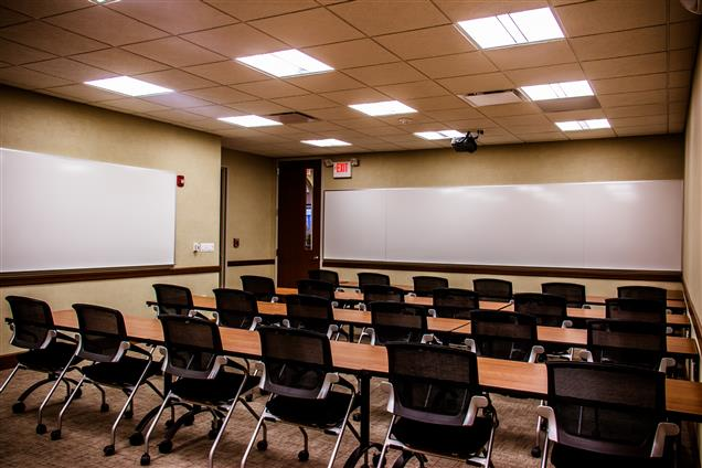 Morristown Workplaces - Morristown NJ Training Room