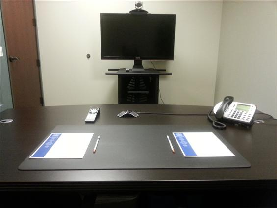 Pacific Workplaces - Carlsbad - The HD Video Conferencing Only