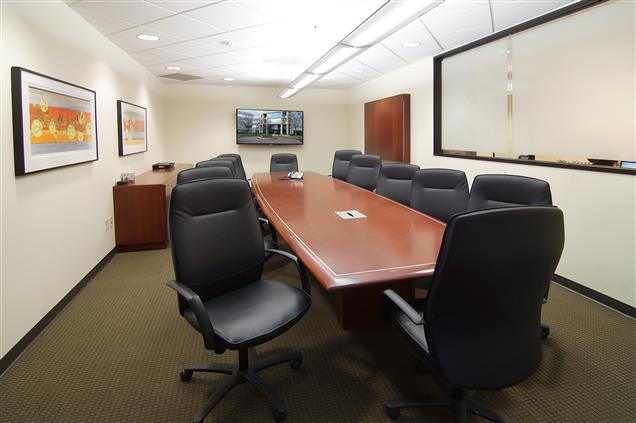 Pacific Workplaces - Watt - Sierra Boardroom