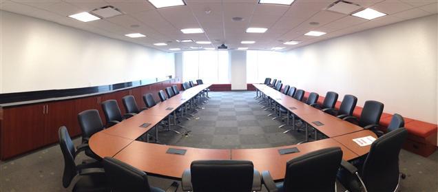 Office Space & Solutions Norfolk - Wells Fargo Board Room