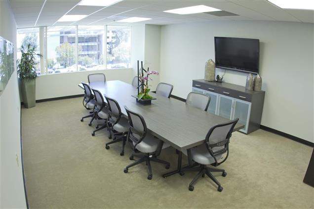 Beach Business Center - Large Conference Room