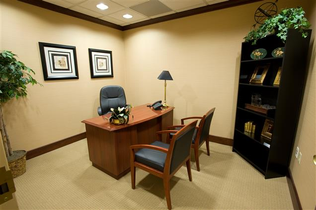 Business Center International - Executive Day Office