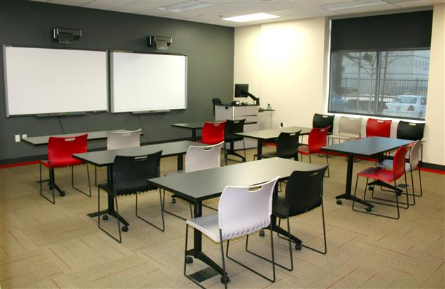 LightWerks Communication Systems Headquarters - Training Room - Seats 20