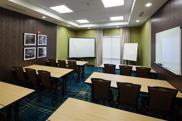 SpringHill Suites Sacramento Airport Natomas - Conference Room