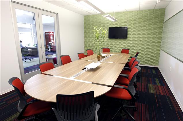 Link Coworking - Link Conference Room