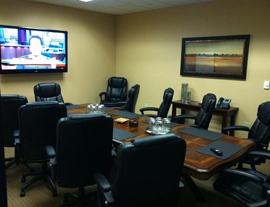 Orlando Office Center - Downtown Orlando - Meeting Room for Ten