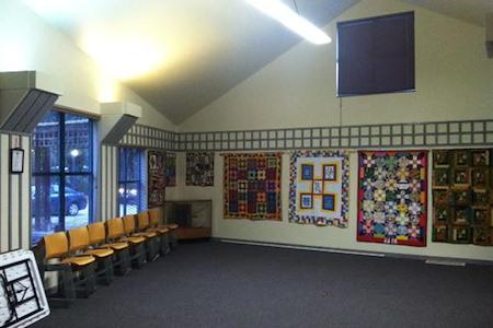 Santa Cruz Public Library, Boulder Creek - Meeting Room