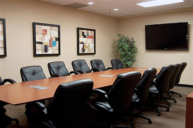 Pacific Workplaces - Sunnyvale - Founder Boardroom