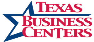 Logo of Texas Business Centers - Denton Location
