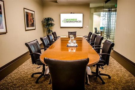 Business Workspaces - Serrano Board Room
