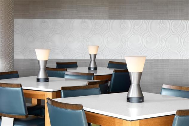 SpringHill Suites Boston Peabody - Captain's Table