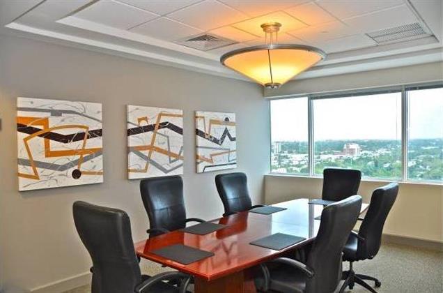 Quest Workspaces- Ft. Lauderdale - Conference Room B