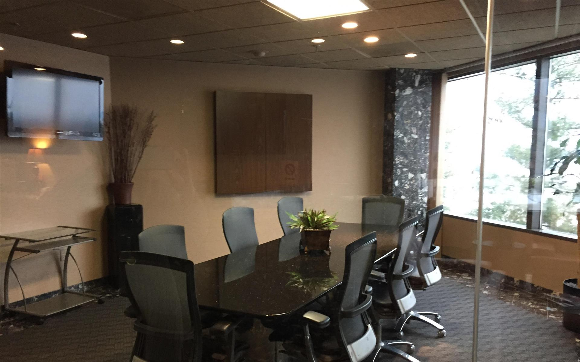 AMG Corporate Offices - Chesterfield - Glassed Conference Room
