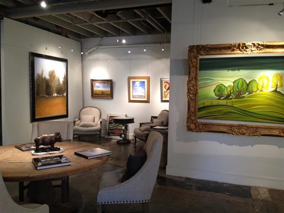 THE HARRIS GALLERY - The Harris Gallery