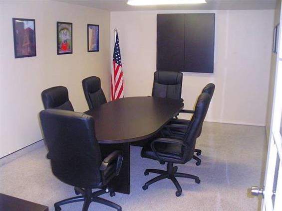 Chestnut House Offices - Conference Room